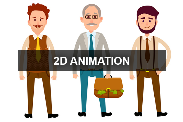 Video Production – 2D Animation